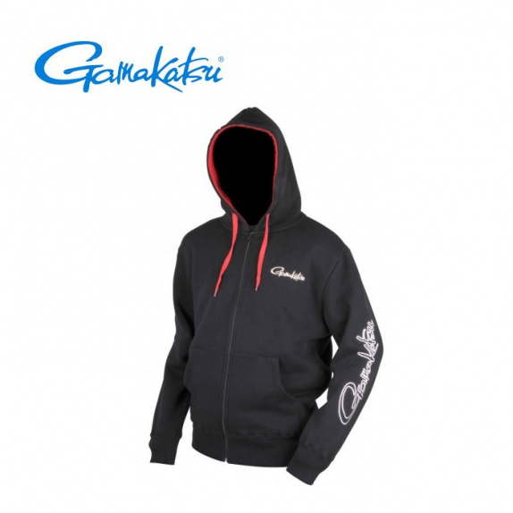 Кофта GAMAKATSU Big Hook Hooded Sheater L (7174-400)